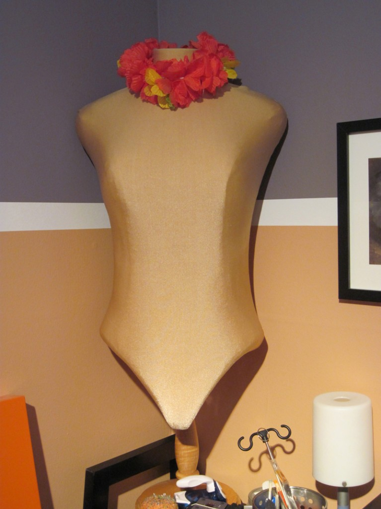 Table Top Mannequin