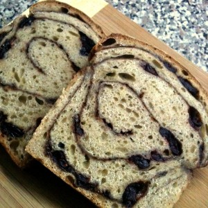 [ A Cinnamon Raisin Bread recipe idea I'm experimenting with for the husband ]